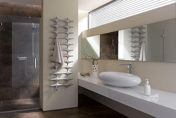Radiatori per il soggiorno e il bagno - Kermi