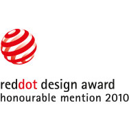 Kermi box doccia PASA XP premio Red Dot Design Award Honourable Mention 2010