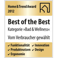 Home&Trend Award 2012 Best of the Best